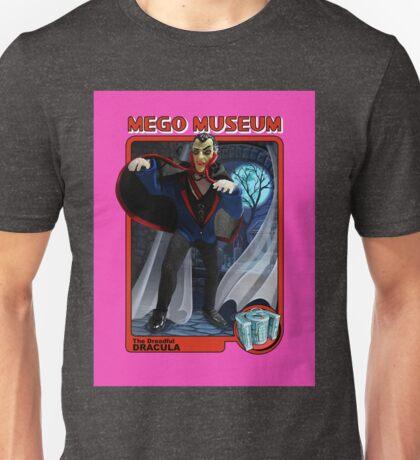 Mego Mad Monsters Dracula 2 MegoMuseum Unisex T-Shirt