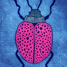 Pink Beetle Bugs by JMHurd