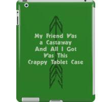 Arrow Castaway  iPad Case/Skin