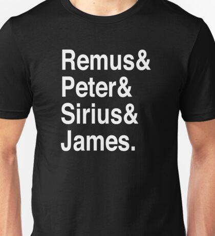 Marauders - Harry Potter Unisex T-Shirt