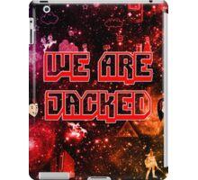 Jacked Retro iPad Case/Skin