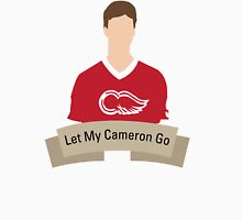 Let My Cameron Go Men's Baseball ¾ T-Shirt