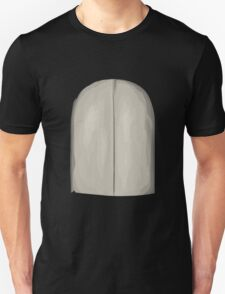 Glitch Groddle Land door asset elevator door Unisex T-Shirt