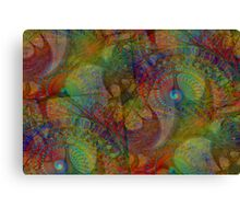Trippers Delight Canvas Print