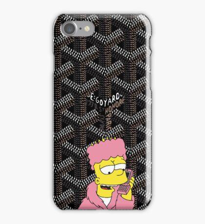 Killa bart X Goyard iPhone Case/Skin