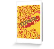 leandra Greeting Card