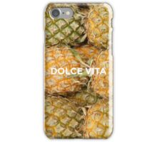 Dolce Vita iPhone Case/Skin