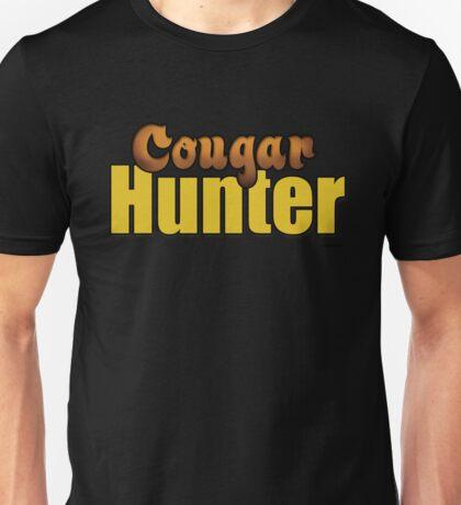 Cougar Hunter Unisex T-Shirt