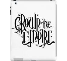 Crown The Empire Black iPad Case/Skin
