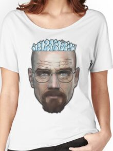 Breaking Bad - Walter White Meth Head Women's Relaxed Fit T-Shirt