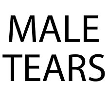 Male Tears by skyekathryn
