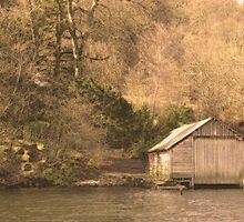 Boat House by elbee