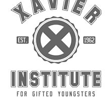 Xavier Institute (Grey) by megaman1980