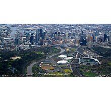 Melbourne, Australia Photographic Print