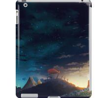 Gurren Lagann Kamina Memorial iPad Case/Skin
