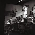 the Hidden Cafe. by geof