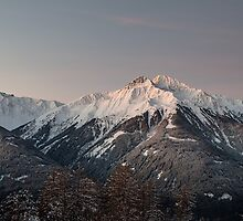 Alpine Dawn by Dawn Crouse