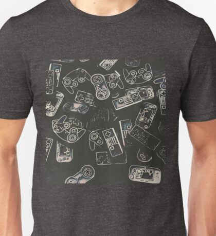 Gamers of arcade Unisex T-Shirt