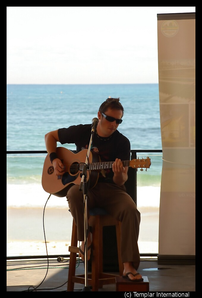 Caloundra Music Feestival 1 by Andrew Murray