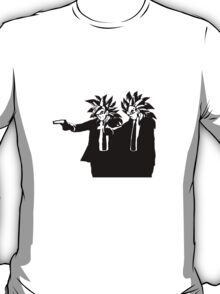 Pulp Saiyans 4 T-Shirt