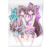 Yuri Butterfly Poster