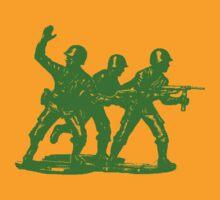 army men by IMPACTEES