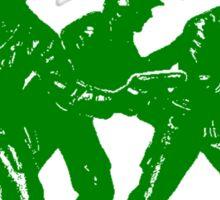 army men Sticker