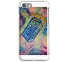 Galaxy TARDIS Doctor Who iPhone Case/Skin