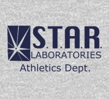 Star Labs Athletic Dept. by pieandcoffee