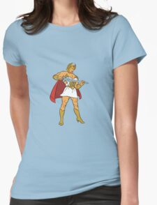 She-man Womens Fitted T-Shirt