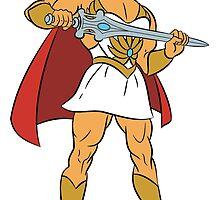 She-man by sperraton