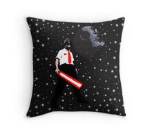 Star of the Dead Throw Pillow