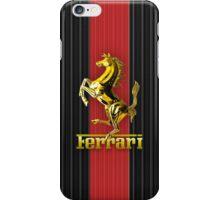 Ferrari Lover [UPDATE ~ Gold] iPhone Case/Skin