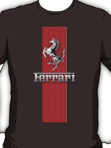 Ferrari Lover [UPDATE ~ Silver] T-Shirt