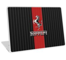 Ferrari Lover [UPDATE ~ Silver] Laptop Skin