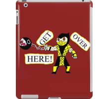 Come Here iPad Case/Skin