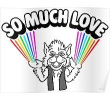 So Much Love Poster