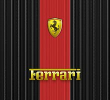 Ferrari Lover [UPDATE ~ Scudetto] by vdezine