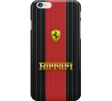Ferrari Lover [UPDATE ~ Scudetto] iPhone Case/Skin