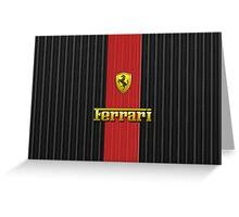 Ferrari Lover [UPDATE ~ Scudetto] Greeting Card