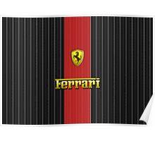 Ferrari Lover [UPDATE ~ Scudetto] Poster