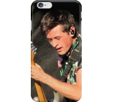 John Gomez of The Summer Set iPhone Case/Skin