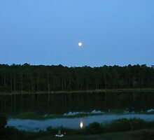 Full moon rising by Kayak1
