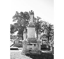 Oakwood Cemetary VII Photographic Print