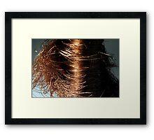 Vacro Series: 9 of 109 Framed Print