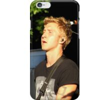 Josh Montgomery of The Summer Set iPhone Case/Skin