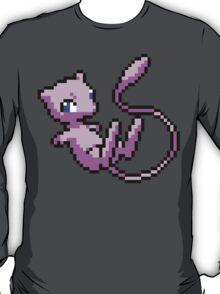 8 bit mew pokemon T-Shirt