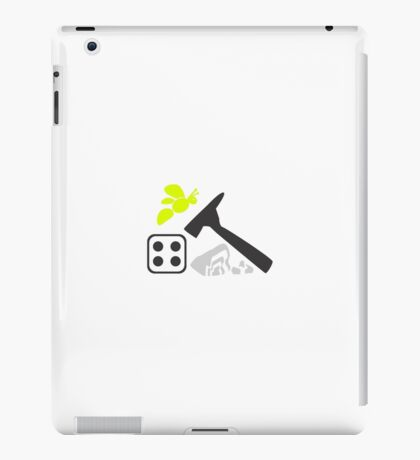 Magical Hammer From Japan iPad Case/Skin