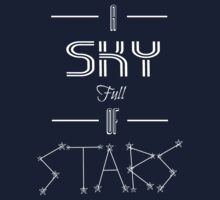 A Sky Full of Stars (without stars) by UzStore