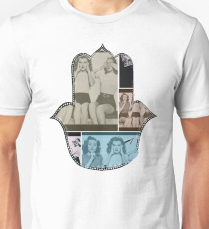 No Evil Hamsa Girls Unisex T-Shirt